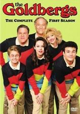 Goldbergs The Complete First Season - 3 Disc Set (region 1 DVD Good) 0433