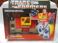 Transformers Autobot Blaster 2020 G1 Collectible Action Figure Radio To Robot
