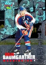 1995 Classic Hockey Draft Ice Breakers #20 Nolan Baumgartner