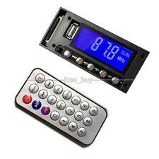 dc 12v Bluetooth MP3 Player Module SD USB digital LED FM Stereo Car MP3 decoding