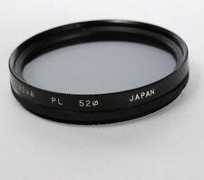 Hoya 52mm Polarizer PL Filter (Sold Separately) - free shipping worldwide