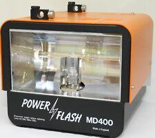 Powerflash (Jessops) MD400 Flash de estudio (unidad 9)