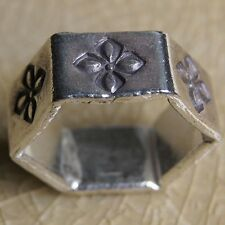 Silver Size. Us=8 Uk = P Karen Hill tribe New Ring Pure
