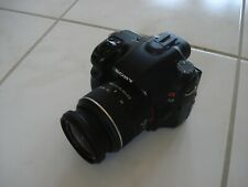 Very Nice Sony α (alpha) SLT A57 Digital SLR DSLR Camera + 18-55mm  Lens