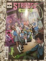 Strange Academy #4 1:25 Schiti Variant Cover  Marvel Comics 2020 NM