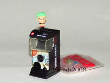 Bandai One Piece pirate Toy Capsule Vending Machine figure gashapon - Zoro