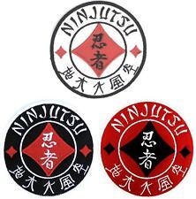 Shinobi-Five Elements Sanshin Kanji Patch