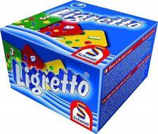 Juegos de cartas de color principal azul