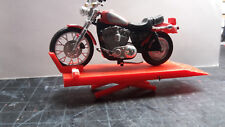 Model Motorcycle lift  1:24 1:25 scale Diorama