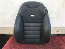 MERCEDES W216 CL65 CL550 CL63 FRONT UPPER TOP LEATHER AMG SEAT CUSHION OEM 75