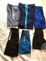 NWT Boy's Champion Active Athletic Shorts Sizes 4, 5/6, 7/8, 10/12, 14/16