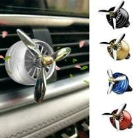 Car Freshener Perfume Diffuser Air Vent Propeller Shape Fragrance Decor Min N6F2