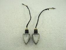 Suzuki C50 Boulevard VL800 VL 800 #7504 Front LED Turn Signals /Indicator Lights