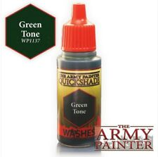 "Pinturas Army Painter ""verde lavado de tono"" 18 Ml"