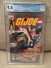 G. I. Joe #114, CGC 9.4, 1991, Marvel Comics, White Pages