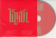 OLGA BELL Krai 2014 UK 9-trk promo CD Dirty Projectors One Little Indian