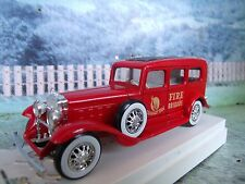 1/43  Solido (France)  Cadillac Ambulance #4038