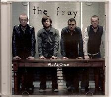 THE FRAY All At Once DUTCH PROMO ACETATE CD SINGLE
