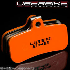 4 Pairs KEVLAR TRP Quadiem SL Uberbike Disc Brake Pads