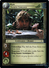 LOTR TCG  1R310 Sam - Faithful Companion x4