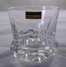 Villeroy & and Boch MARS 2000 whisky tumbler glass 24% lead crystal NEW handmade