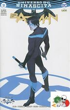 BATMAN 2 ULTRAVARIANT RINASCITA - REBIRTH - LION COMICS - DC NIGHTWING 1