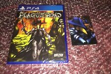 Plague Road (PS4) NEW - Limited Run Games #72 Unopened