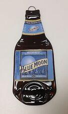 Fused Beer bottle, Blue Moon