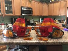 02 03 04 05 BMW 330i Taillights,Trunk lid,Turn Indicator,Turn Signal Corner Lamp