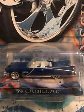1959 Cadillac Hot Wheels Whips West Coast Customs 59 Cadillac Old School