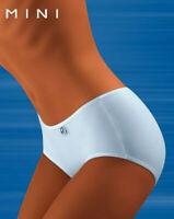 Cotton Blend Midi Briefs by Wolbar Underwear Tahoo plain smooth comfort knickers