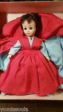 "Vintage MADAME ALEXANDER 11"" DOLL Little Women Jo #1225 Original Box"