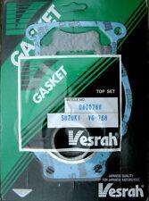 Juego de tapas superiores VESRAH kit Suzuki DS185 TS185 N/T/X TS185ER 79-81
