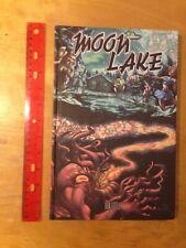 MOON LAKE VOL.1 ARCHAIA HC COMIC FOGLER ALLEN JOHN SEELEY - Hardcover