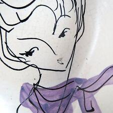Céramique VALLAURIS Vintage Coupelle LE BRESCOU ceramic/capron/picasso/50/baud