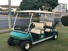 Club car golf buggie