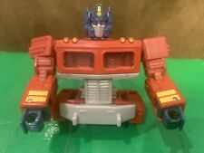 Transformers Classics Optimus Prime Deluxe Ultimate Battle Torso Parts Lot