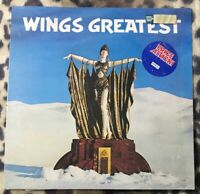 PAUL McCARTNEY/WINGS - Greatest - 1978 Vinyl LP - PCTC 256 -6/-2 Ex/Ex