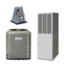 Revolv - 2.5 Ton Cooling - 35k Btu/Hr Heating - Heat Pump + Electric Furnace .