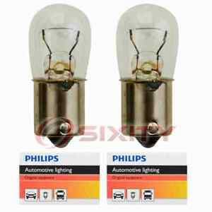 2 pc Philips 105CP Multi Purpose Light Bulbs for Electrical Lighting Body jy