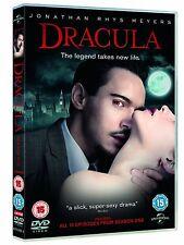 DRACULA Complete Season Series 1 Collection Jonathan Rhys Meyers Boxset NEW DVD