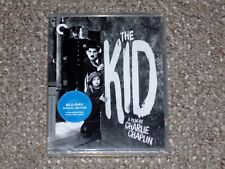 The Kid Criterion Collection Blu-ray 2016 Brand New Charlie Chaplin