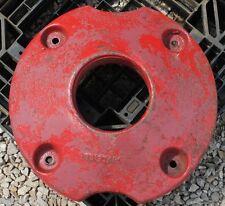 Rear Wheel Weight International Harvester Farmall CUB & Lo-Boy Tractor