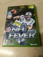 NFL Fever 2002 XBOX
