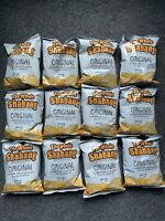 12 1.5oz Bags of The Whole Shabang Chips: The Original Super Seasoned Snack