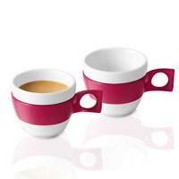 Nescafé DOLCE GUSTO Espresso Tasse Porzellan 2er Pack 60 ml
