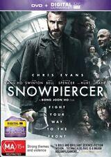 Snowpiercer (DVD, 2014)