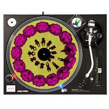 "Asian Lion - Dj Turntable Slipmat 12"" Lp Vinyl Record Slip Mat"