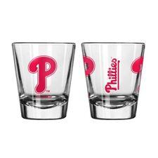 Philadelphia Phillies Game Day Logo Shot Glass NEW