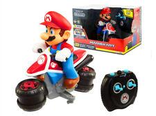 Nintendo Mario Kart Anti-Gravity Motorcycle RC Radio Remote Control Car Kids Toy